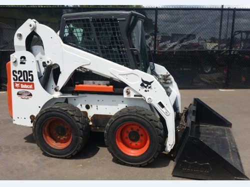 Bobcat S205 Vehicle
